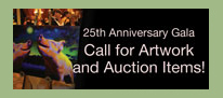 25th Anniversary Gala Auction