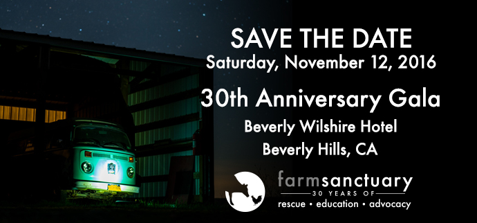 30th Anniversary Gala - Save The Date - eNL