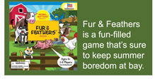 fur and feathers board game