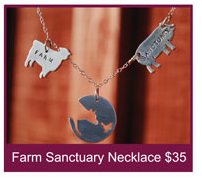 Farm Sanctuary Necklace